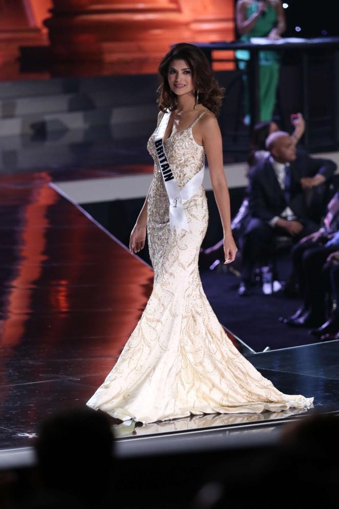 Narissara Nena France: Miss Universe 2015 Preliminary Round -06