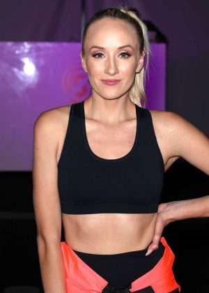 Nastia Liukin - STRONG by Zumba Second Anniversary in NYC