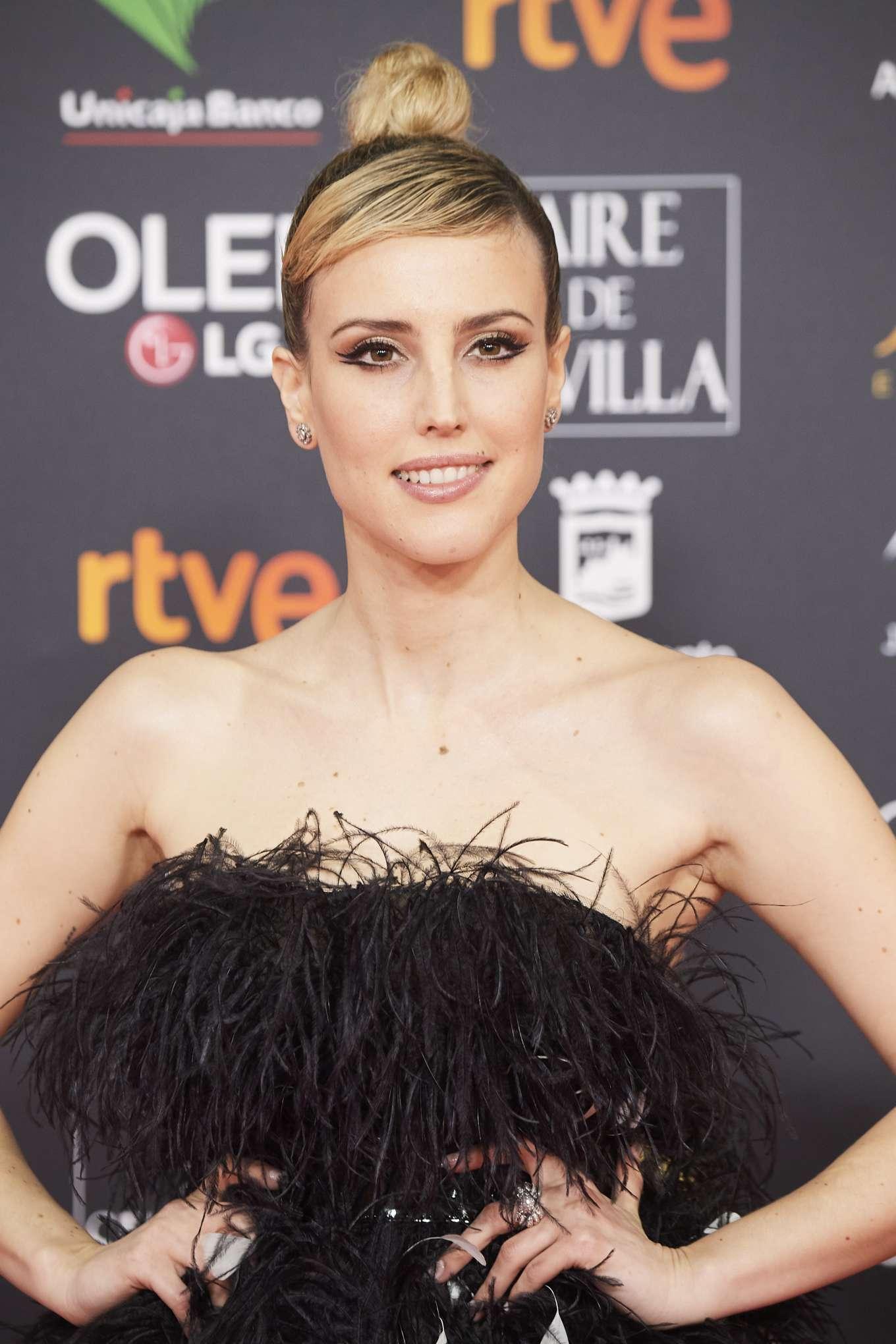 Natalia de Molina 2020 : Natalia de Molina – 34th Goya Cinema Awards in Madrid-09