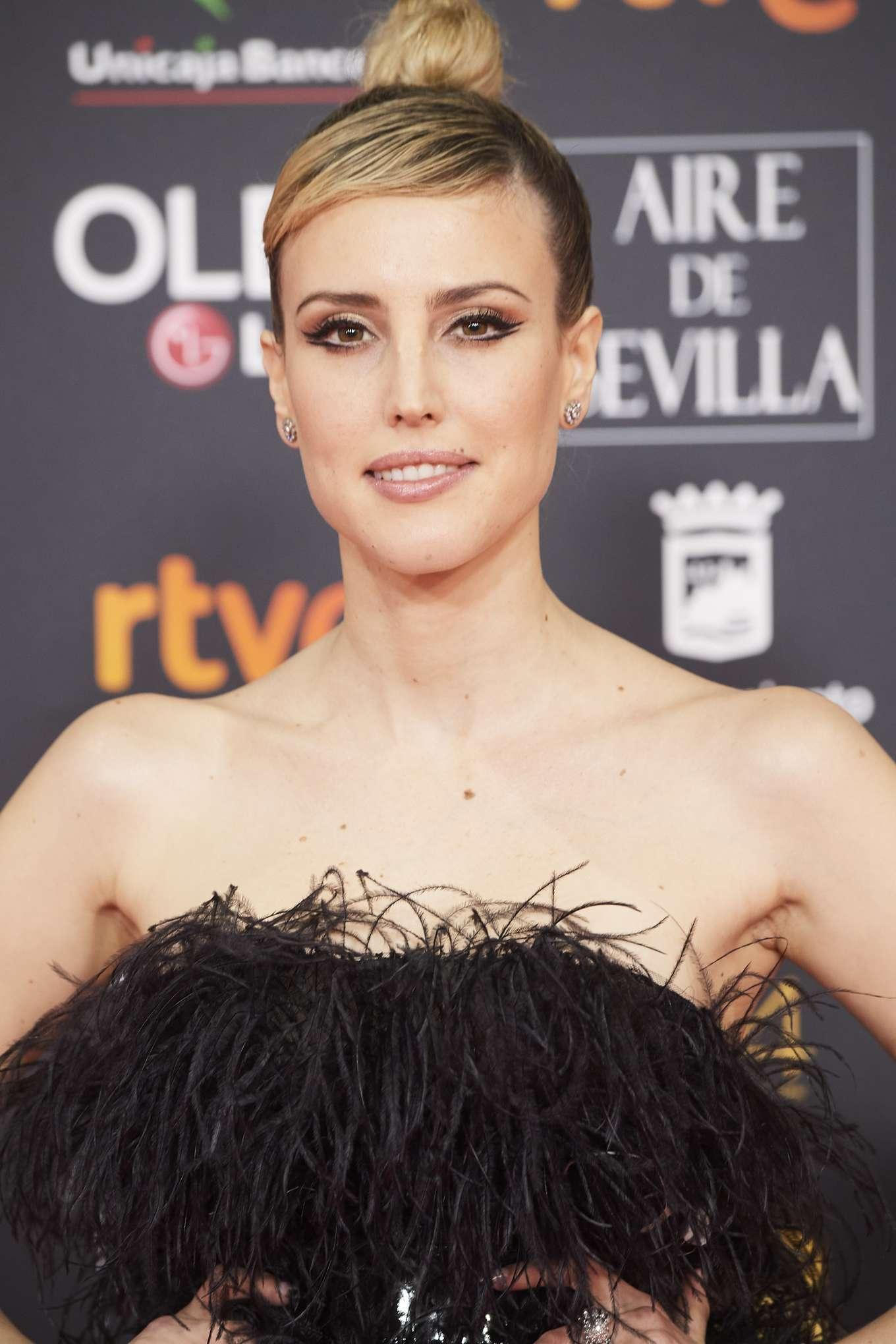 Natalia de Molina 2020 : Natalia de Molina – 34th Goya Cinema Awards in Madrid-10