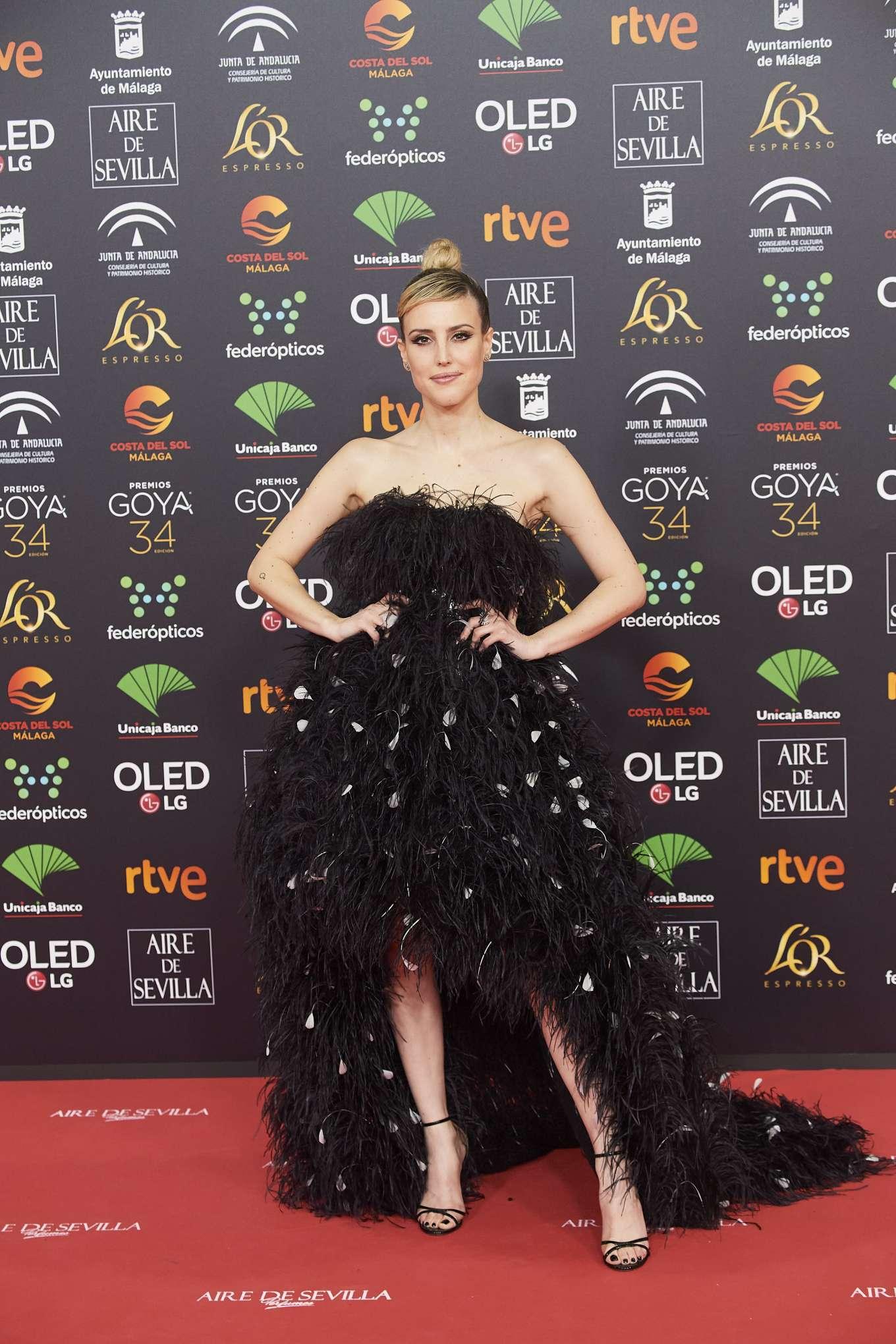 Natalia de Molina 2020 : Natalia de Molina – 34th Goya Cinema Awards in Madrid-13