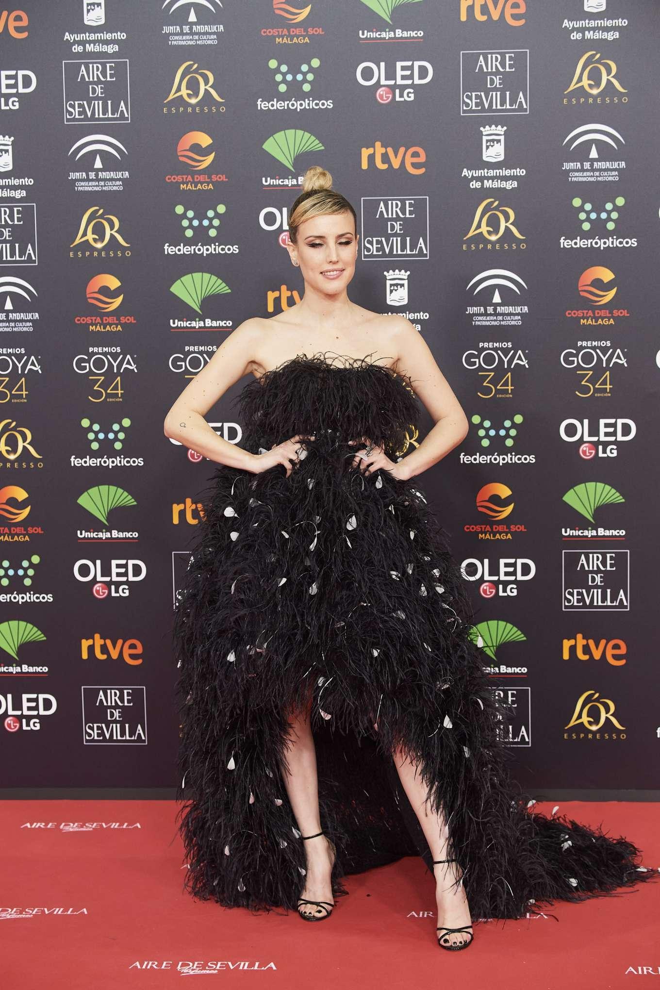Natalia de Molina 2020 : Natalia de Molina – 34th Goya Cinema Awards in Madrid-14