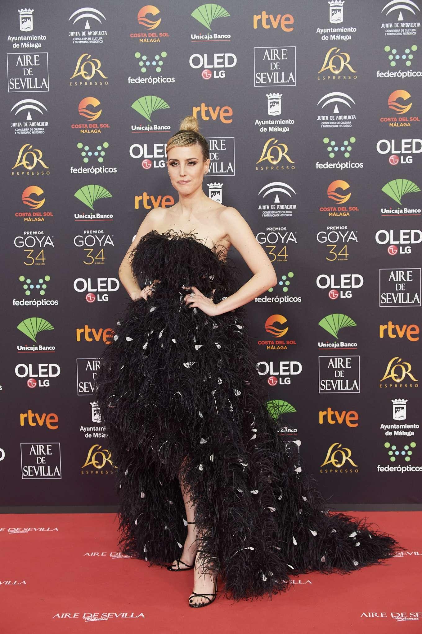 Natalia de Molina 2020 : Natalia de Molina – 34th Goya Cinema Awards in Madrid-15