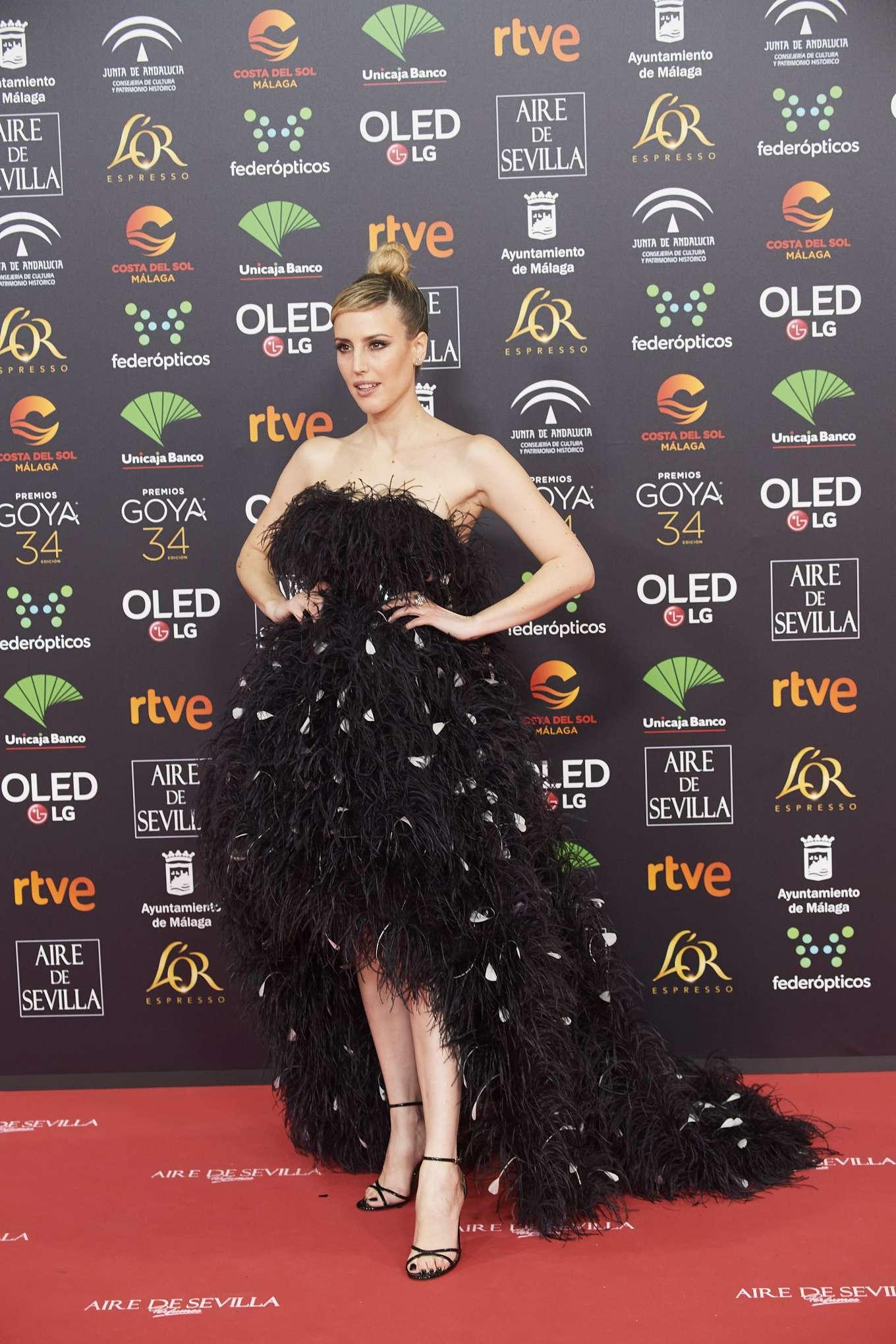 Natalia de Molina 2020 : Natalia de Molina – 34th Goya Cinema Awards in Madrid-16
