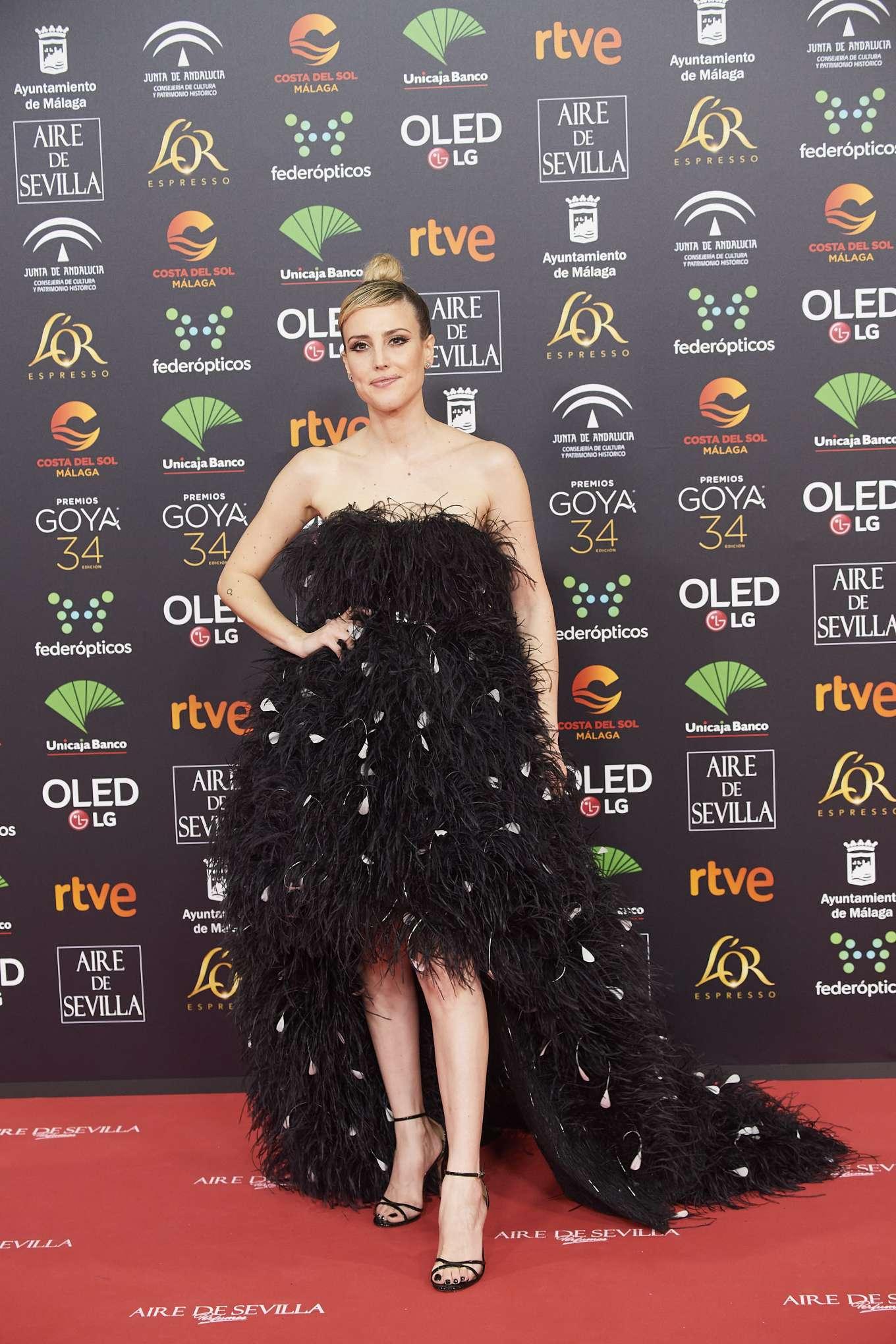 Natalia de Molina 2020 : Natalia de Molina – 34th Goya Cinema Awards in Madrid-19