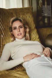 Natalia de Molina - Harper's Bazaar Espana Magazine (January 2020)