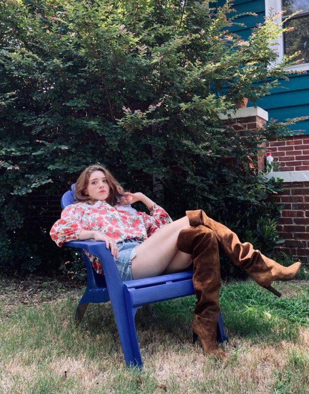 Natalia Dyer - Vogue Magazine (July 2020)