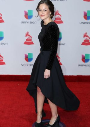 Natalia Ramirez - 2017 Latin Grammy Awards in Las Vegas