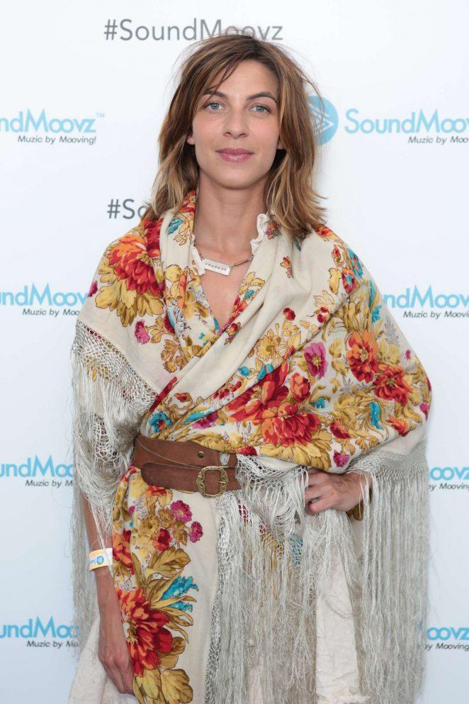 Natalia Tena - SoundMoovz Launch in London