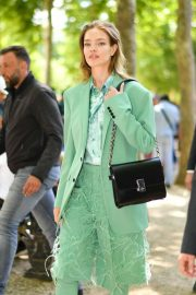 Natalia Vodianova - Attends the Berluti Menswear SS 2020 Show in Paris