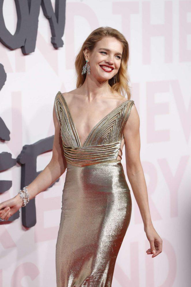 Natalia Vodianova - Fashion for Relief Show 2018 in Cannes