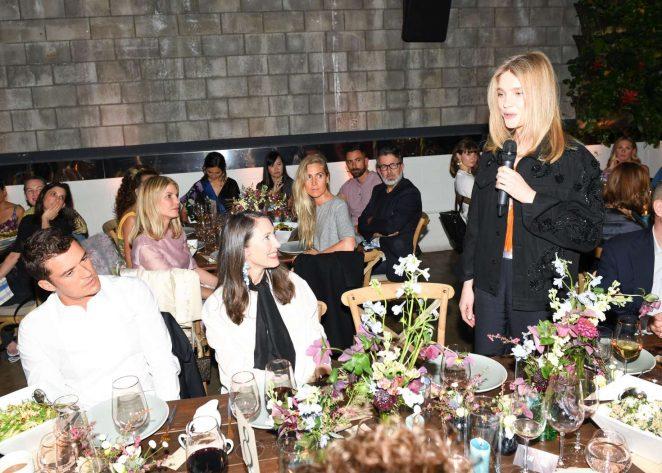 Natalia Vodianova 2017 : Natalia Vodianova: H&M Conscious Exclusive Collection Dinner -26