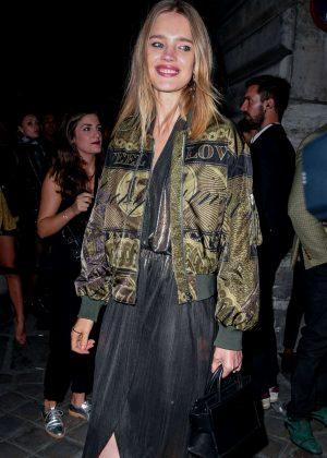 Natalia Vodianova - L'Oreal Gold Obsession Party 2016 in Paris