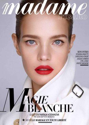 Natalia Vodianova - Madame Figaro Magazine (January 2019)