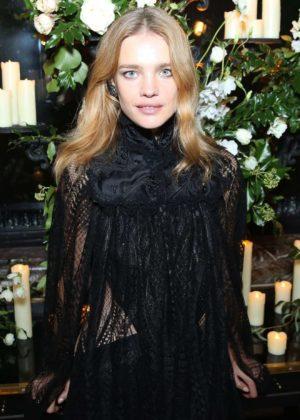 Natalia Vodianova – Maria Carla Boscono Party in Paris