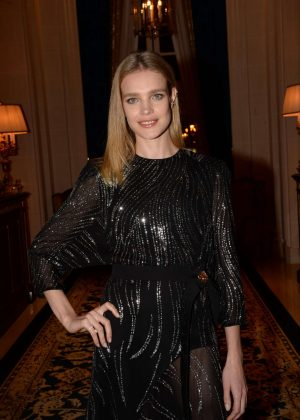 Natalia Vodianova - Vodianova Naked Heart and Etam Cocktail Cocktail Party in Paris