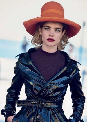 Natalia Vodianova - Vogue Magazine (May 2015)