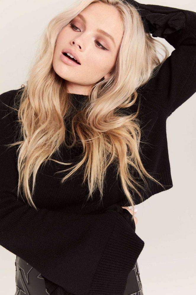 Natalie Alyn Lind for Pulse Spikes (October 2018)