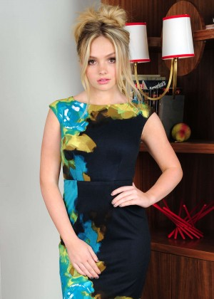Natalie Alyn Lind - Michael Simon Photoshoot in NY