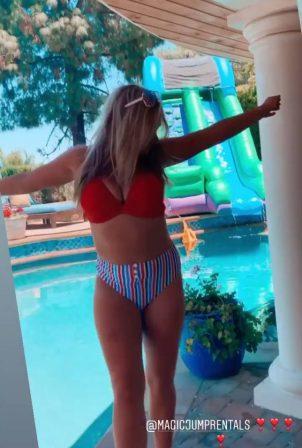 Natalie Alyn Lind - Social media