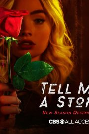 Natalie Alyn Lind - 'Tell Me A Story' Season 2 Promotional Material 2019