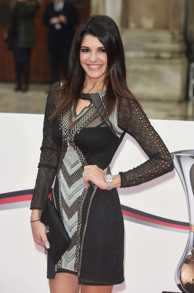 Natalie Anderson - A Night of Heroes: The Sun Military Awards 2016 in London