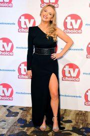 Natalie Ann Jamieson - 2019 TV Choice Awards in London