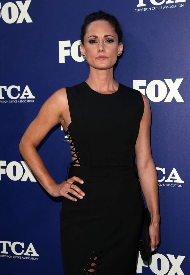 Natalie Brown - FOX 2016 Summer TCA All-Star Party in West Hollywood