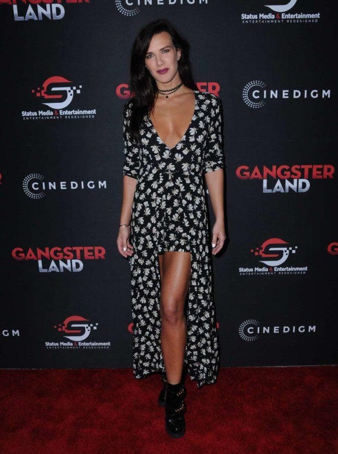 Natalie Burn: Gangster Land Premiere -10 | GotCeleb
