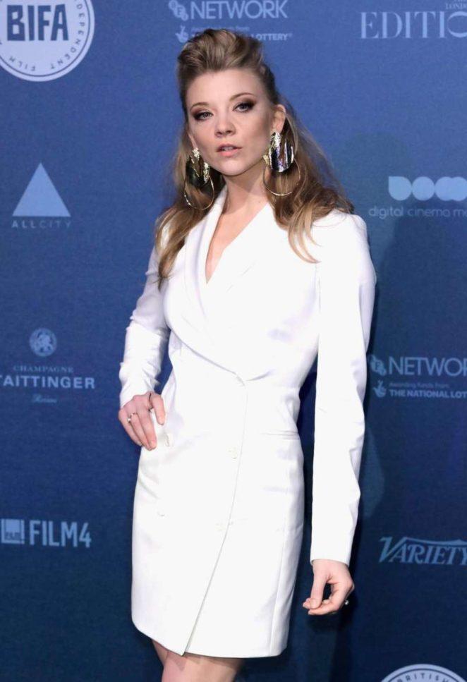 Natalie Dormer - 2017 British Independent Film Awards in London