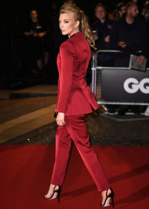 Natalie Dormer - 2017 GQ Men of the Year Awards in London