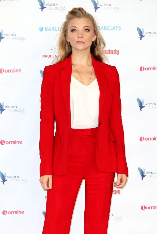 Natalie Dormer – 2017 Women of the Year Lunch in London