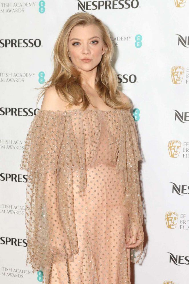 Natalie Dormer - 2018 BAFTA Nominees Party in London