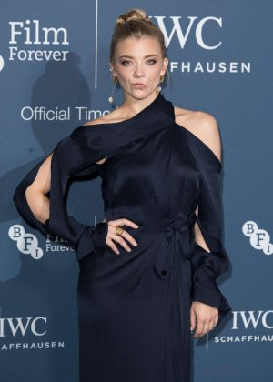 Natalie Dormer - 2018 IWC Schaffhausen Filmmaker Bursary Award in London