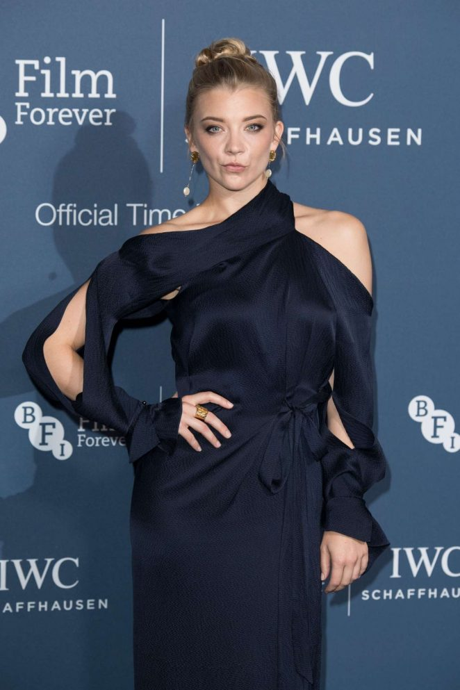 Natalie Dormer – 2018 IWC Schaffhausen Filmmaker Bursary Award in London