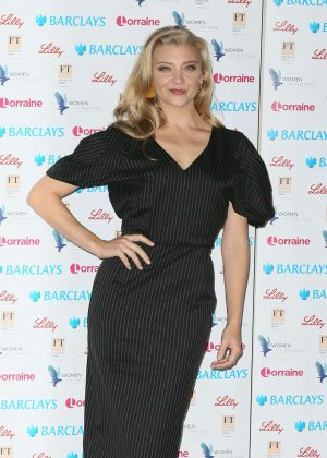 Natalie Dormer - 2018 Women of the Year Lunch and Awards in London