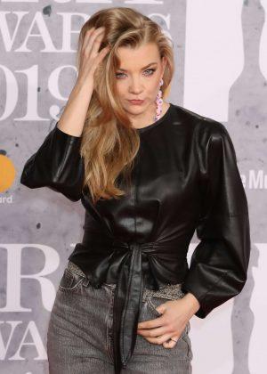 Natalie Dormer - 2019 BRIT Awards in London
