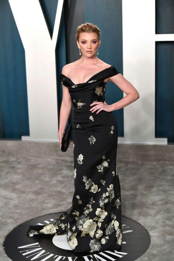 Natalie Dormer - 2020 Vanity Fair Oscar Party in Beverly Hills