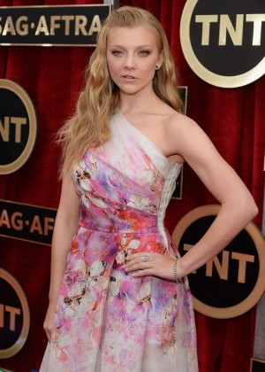 Natalie Dormer - 2015 Screen Actors Guild Awards in LA