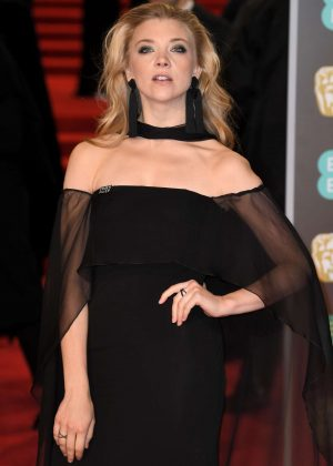 Natalie Dormer - 2018 BAFTA Awards in London