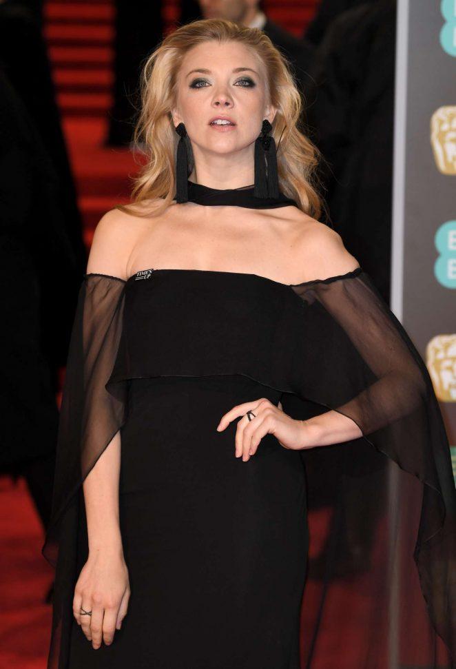 Natalie Dormer - 2018 BAFTA Awards in London