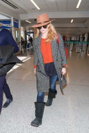 Natalie Dormer - Arrives at LAX airport in Los Angeles