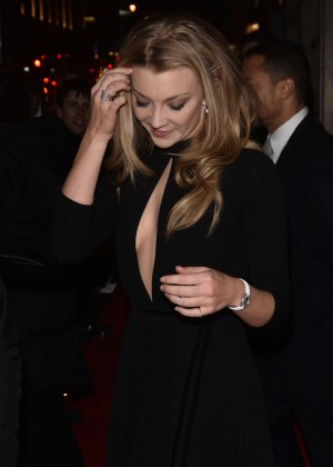 Natalie Dormer - BAFTA Fundraising Gala Dinner & Auction in London