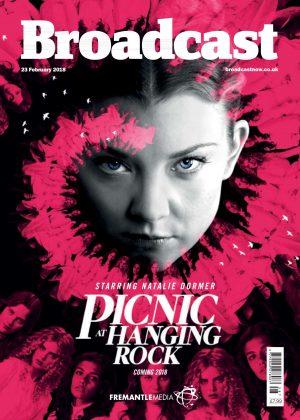 Natalie Dormer - Broadcast Cover Magazine (February 2018)