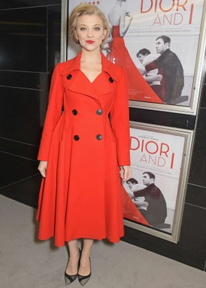 "Natalie Dormer - ""Dior And I"" Premiere in London"