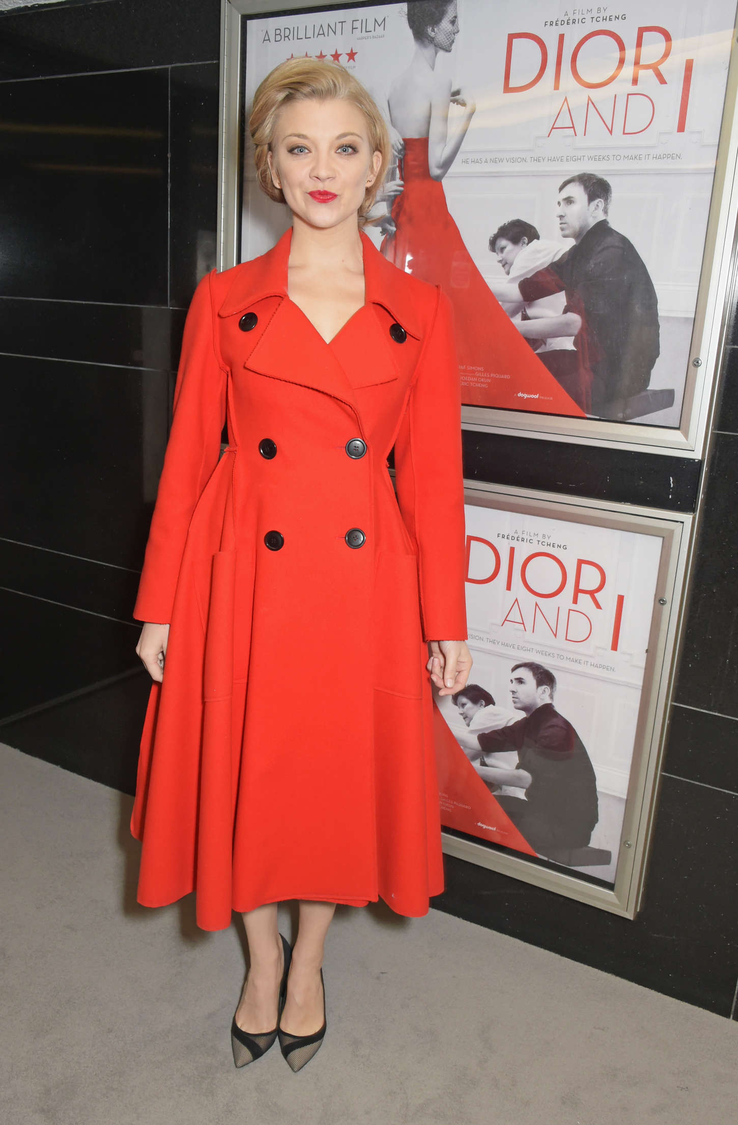 "Natalie Dormer - ""Dior And I"" Premiere in London"