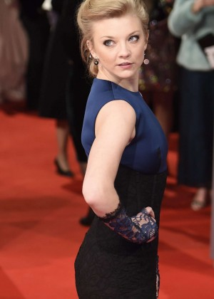 Natalie Dormer - 2015 BAFTA Awards in London