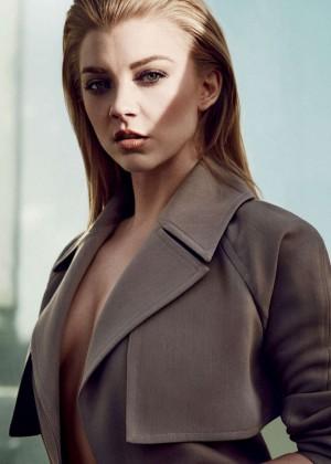 Natalie Dormer - Fashion Magazine (February 2016)