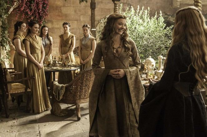 Natalie Dormer - Game of Thrones Season 5 Promotional Stills