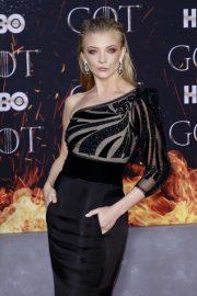 Natalie Dormer - 'Game of Thrones' Season 8 Premiere in New York